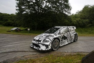 VW Polo R WRC е на крачка от участие догодина