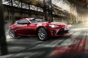 Toyota представя новото поколение на GT 86 през 2019