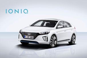 Hyundai IONIQ печели наградите GOOD DESIGN® за 2016