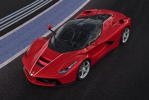 Ferrari LaFerrari показва скрита способност