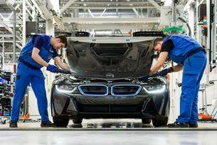 BMW се фокусира върху автономното шофиране