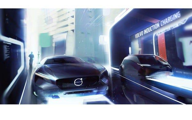 Volvo пуска първия си електрически модел през 2019 г.