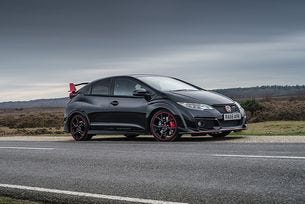 Honda представя прощална версия на Civic Type R