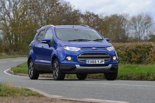 Ford подготвя сериозно обновяване на EcoSport