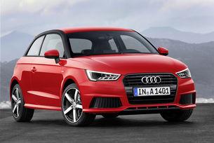 Новото Audi A1 през 2018 г. по-широко и по-луксозно