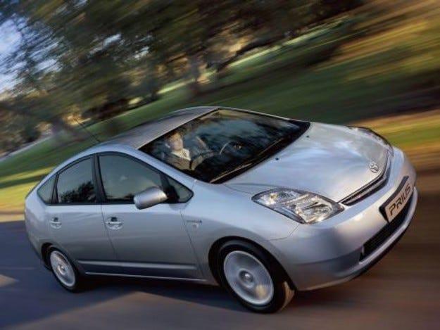 Toyota със 7,5-процентов ръст на печалбите за последното тримесечие