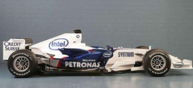 В BMW-Sauber са доволни от първите резултати