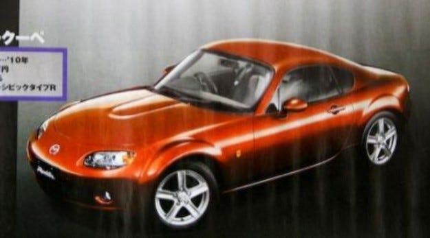 Mazda MX-5 Coupe: Сега или никога