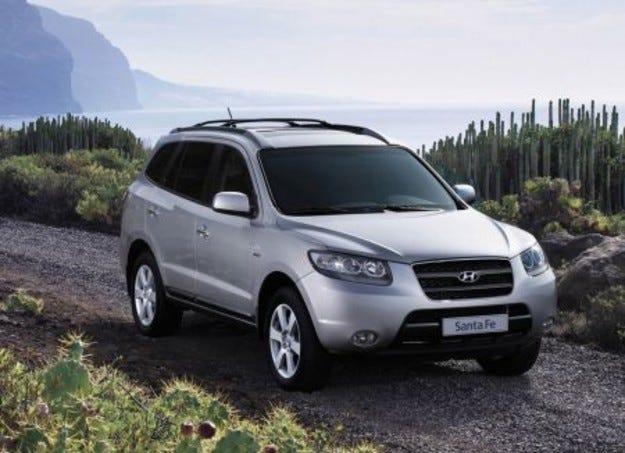 SANTA FE: Номер едно по продажби в SUV-II сегмента