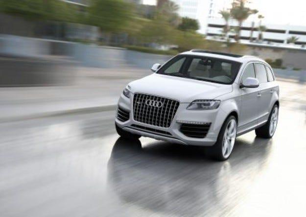 AUDI бележи 55% ръст на продажбите в България