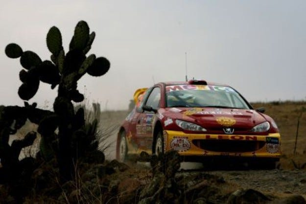 Рали Мексико: Дисквалифицират Тривиньо. Първа точка за Ожие