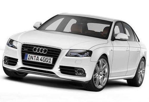 Audi с нов V-образен 6-цилиндров двигател