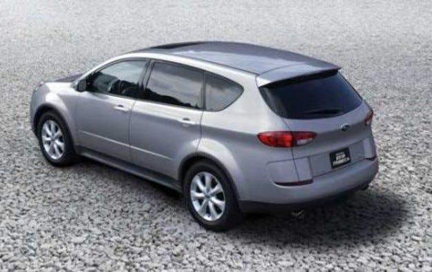 Увеличение на продажбите на Subaru в България