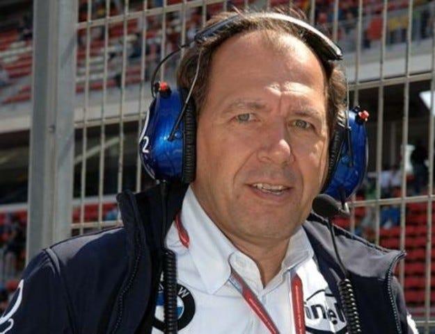 Вили Рампф напуска поста технически директор в BMW