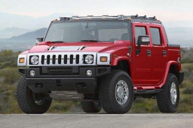 Hummer H2: Специална серия