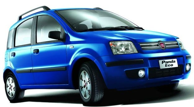 Fiat Panda Eco: Италономика