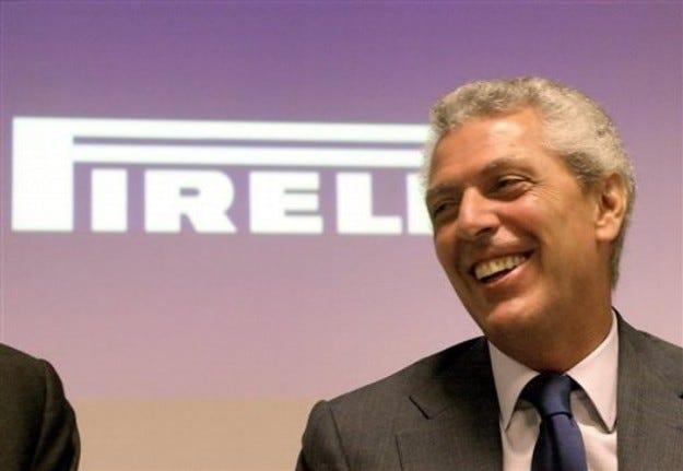 Шeфът на Pirelli оневинен за аферата с подслушването