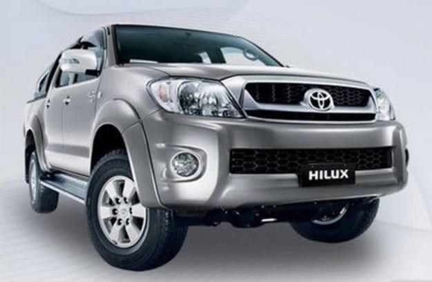 Toyota Hi-Lux за моделната 2009