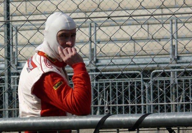 GT3: Кралев катастрофира в Бърно