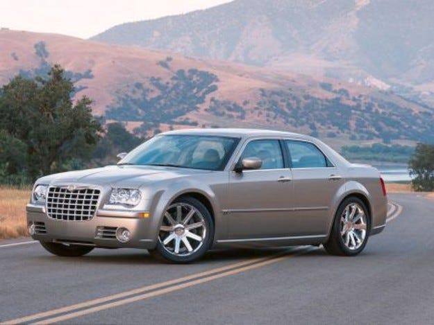 Chrysler със сериозни загуби през август 2008