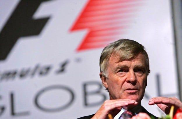 Мозли: Формула 1 не може да продължава по този път!
