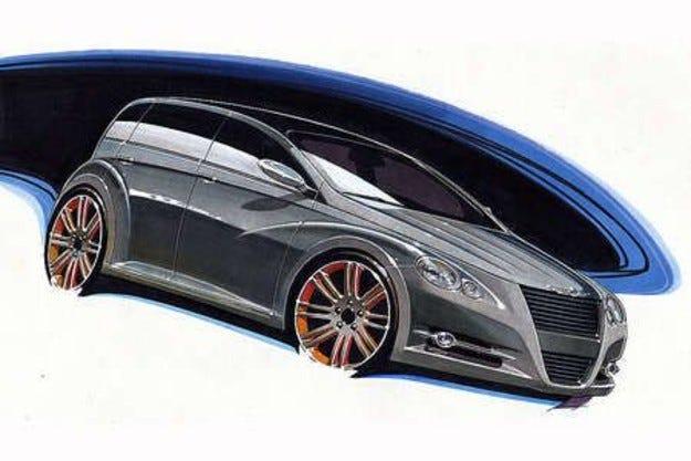 Chrysler PT Cruiser: New Retro