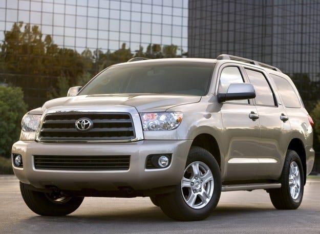 Toyota изнася залежали всъдеходи за Близкия изток