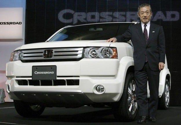 Honda оряза прогнозната си печалба с 67%