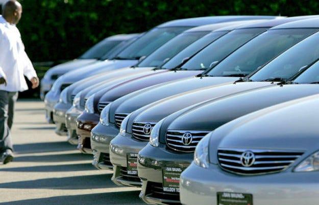 Toyota за първи път на загуба в своята история