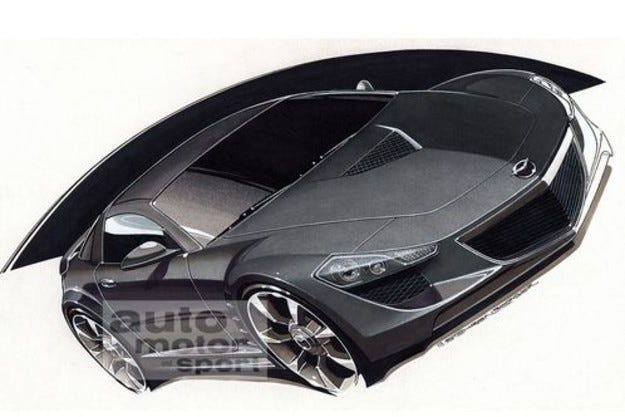 Разкрито: Mazda RX-9