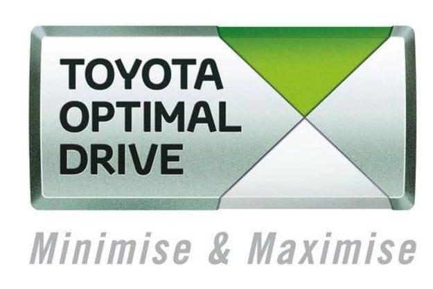 Optimal Drive: Еко-лейбъла на Toyota