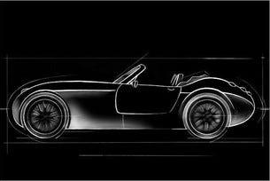 Разкрито: Wiesmann Roadster MF4