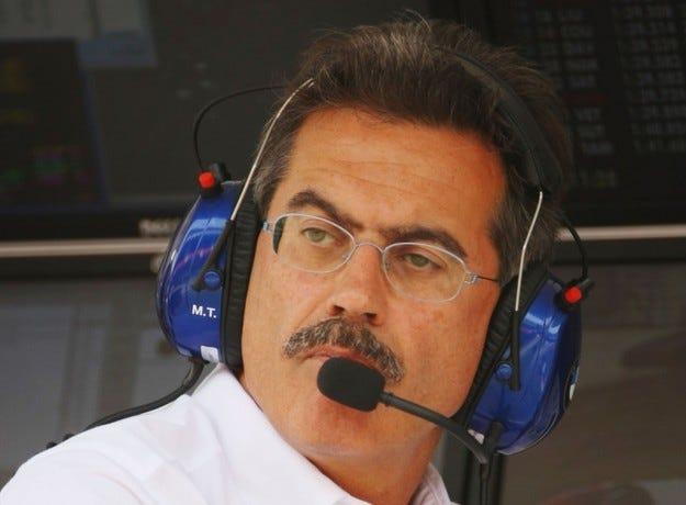 Тайсен: Формула 1 печели от разместванията на върха