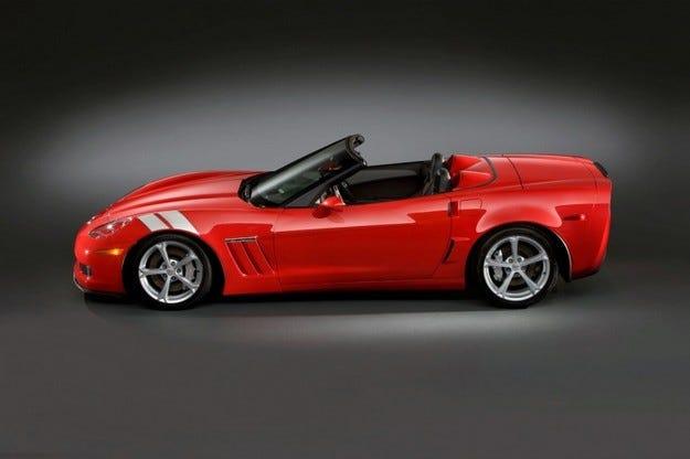 Chevrolet Corvette Grand Sport: Oгнени мечти