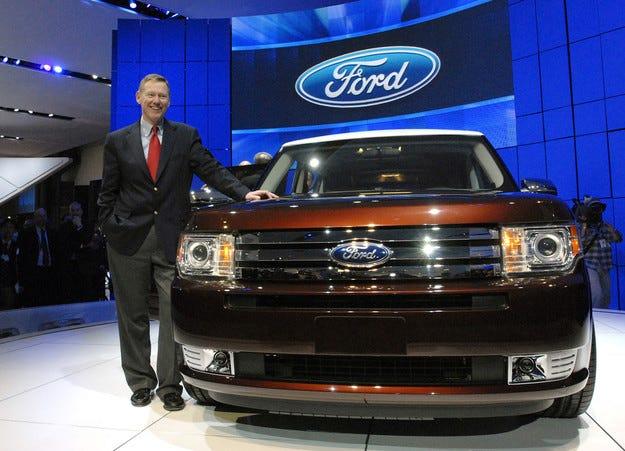Ford излиза начисто през 2011 година