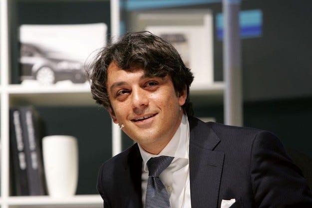 Лука де Мео във VW от август