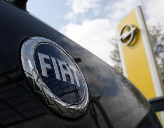Fiat ревизира офертата си за Opel