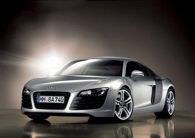 Очакване: Audi прави електрически R8