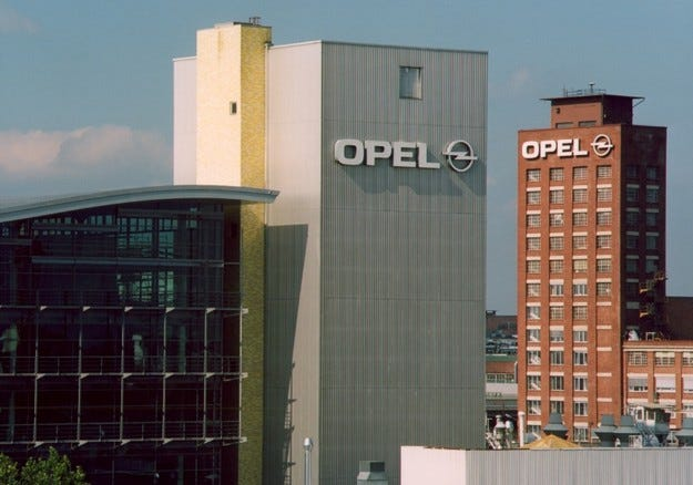 Opel: Принципно споразумение между GM и Magna