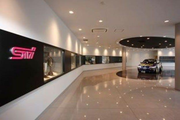 STI Gallery: Спортна слава