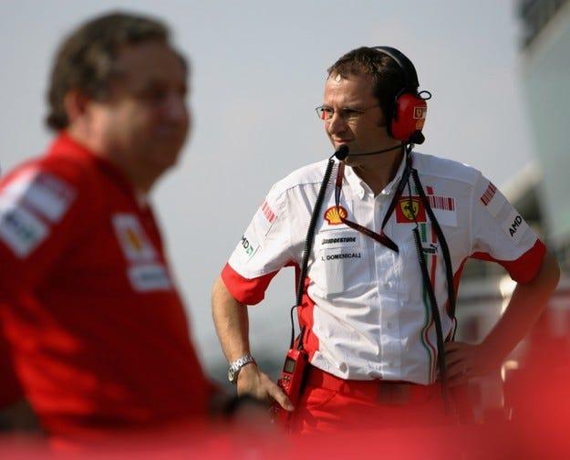 Доменикали: Позицията на Ferrari не се е променила