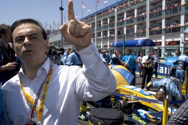 Renault: Искаме контролът на Формула 1 да е в нашите ръце