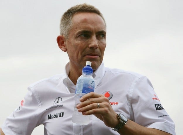 Уитмарш: KERS беше подходяща за Формула 1