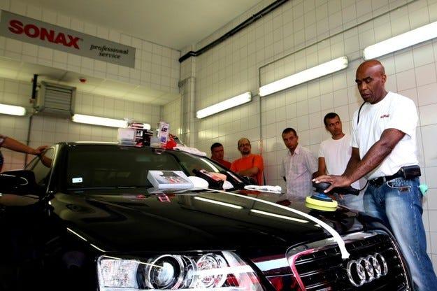 SONAX нанотехнология: Грижа и инвестиция в автомобила