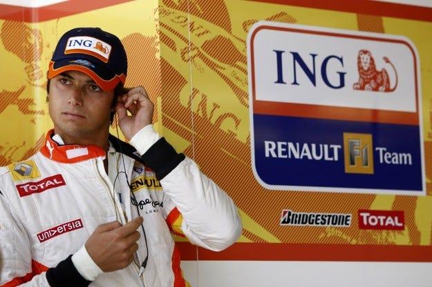 Официално: Пикет напуска Renault