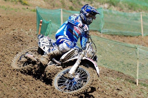 Мотокрос: Петров с върхово класиране за 2009 г.