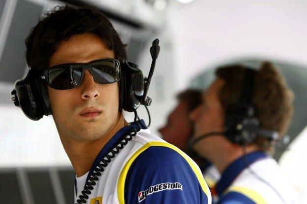 Ди Граси: На 70% ще карам във Формула 1 догодина