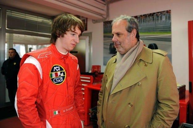 Toro Rosso ще изпробва Мирко Бортолоти