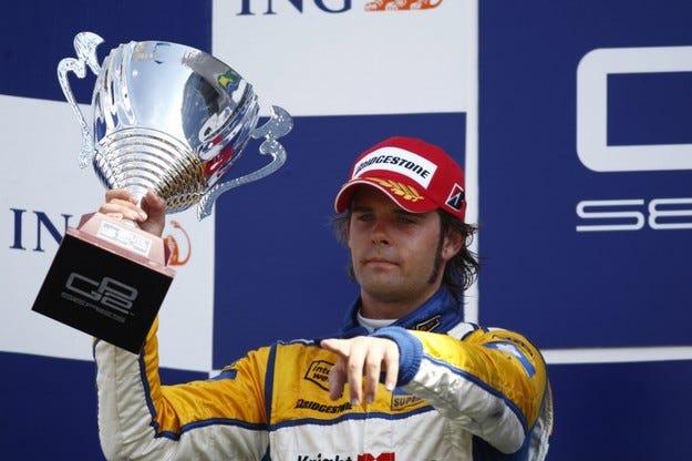 Соучек: Догодина ще бъда във Формула 1