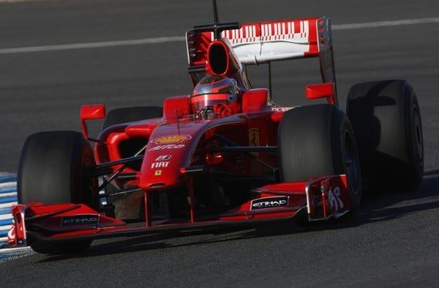 Жул Бианки подписа с Ferrari
